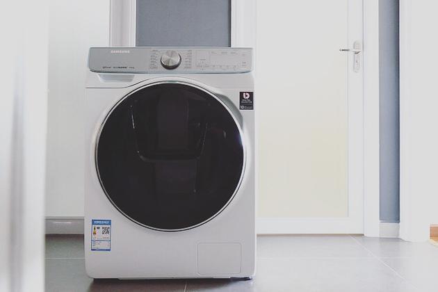 三星智慕多维双驱洗衣机评测:外观低调洗衣高效
