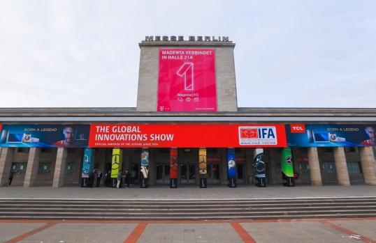 <font>TCL</font>冰箱洗衣机耀动IFA2018 用心与世界对话