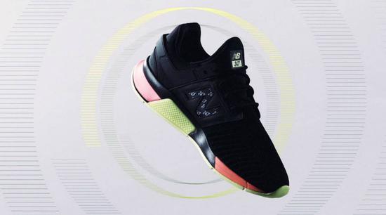 <font>索尼</font>与New Balance研发智能跑鞋,搭载电子墨水屏