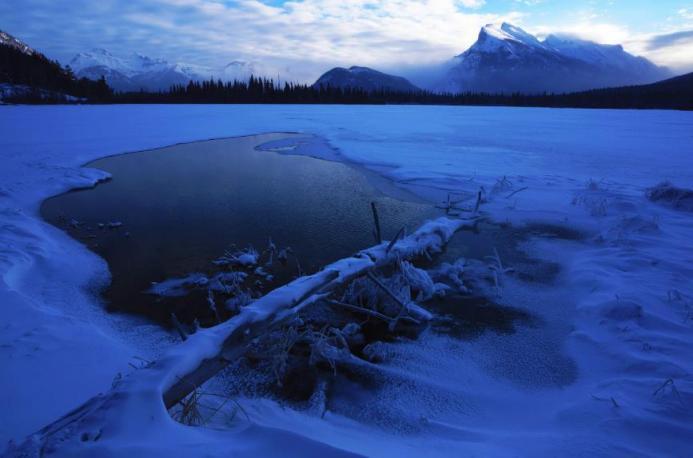 极寒挑战 <font>索尼</font>全画幅微单A7RM3行摄加拿大