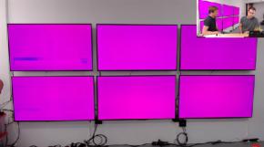 国外测试LG <font>OLED电视</font>C7:半年多时间就明显烧屏