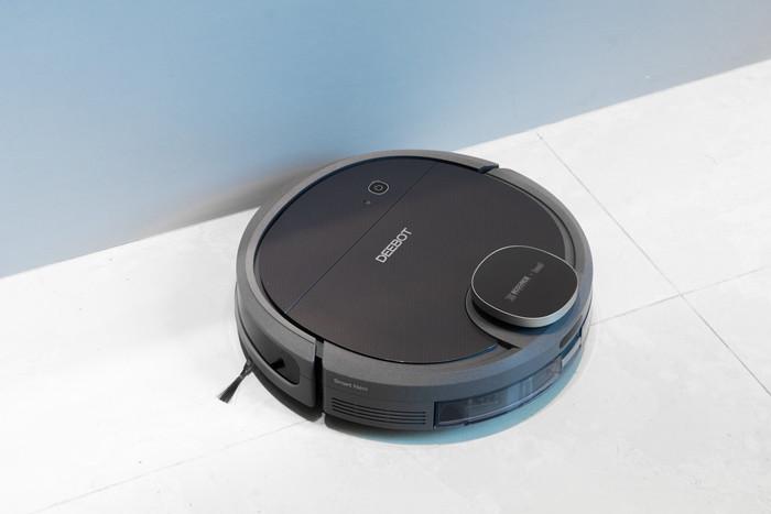 家务活神器 科沃斯地宝DN55扫地机器人评测