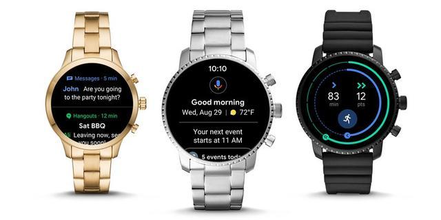 <font>谷歌</font>发布Wear OS 2.1:交互重新设计,大部分手表可升