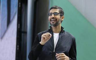 向川普大帝低头:<font>谷歌</font>首席执行官Sundar Pichai同意在国会作证