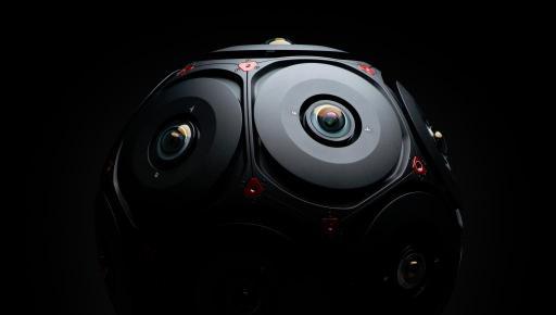 <font>Facebook</font>发布专业级全景相机 Manifold,VR离6Dof还有多远?