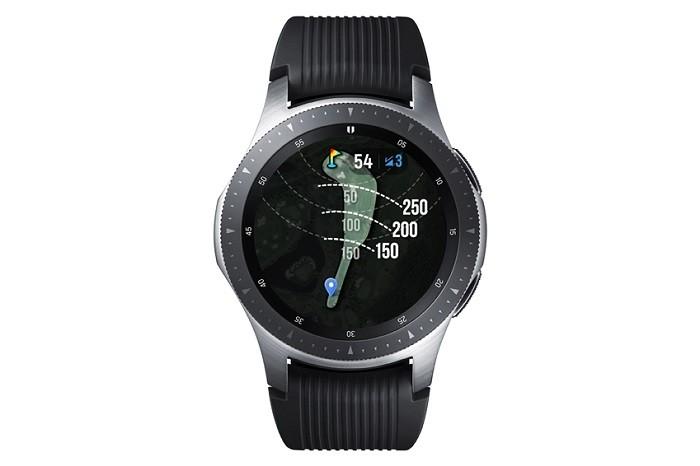 <font>三星</font>推出新智能手表 内置智能球童陪你打球