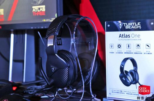 面向<font>PC游戏玩家</font>,乌龟海岸发布了三款耳机新品