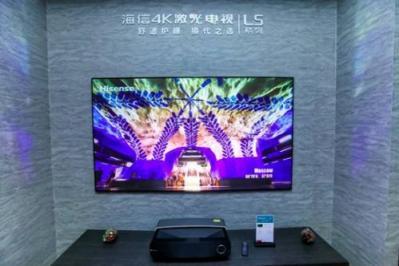 大屏智能契合换代需求,海信电视成用户换代升级主流选择