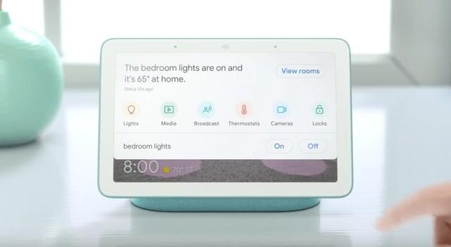 发大招!Google Home Hub智能家居助手登场