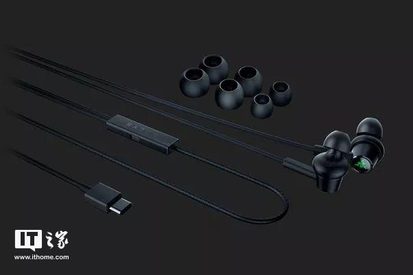 雷蛇发布首款主动降噪入耳式耳机:USB-C插头,具备ANC消噪功能