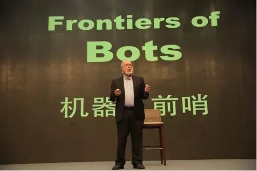 凯文·凯利:十大人工智能预言,是必然还是失控?