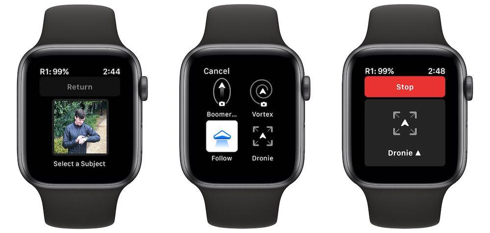 Skydio的自主飞行无人机已支持通过 Apple Watch 操控