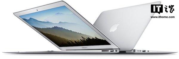 """苹果新款Macbook Air曝光!终于告别""""大果粒""""屏"""