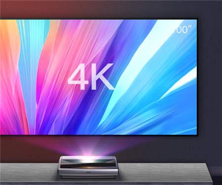 液晶电视疲软之际<font>坚果</font>激光电视逆势增长 获阿里领投6亿元D轮融资