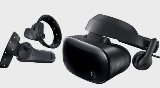 <font>三星</font>发布显示效果升级版 Windows VR 头盔