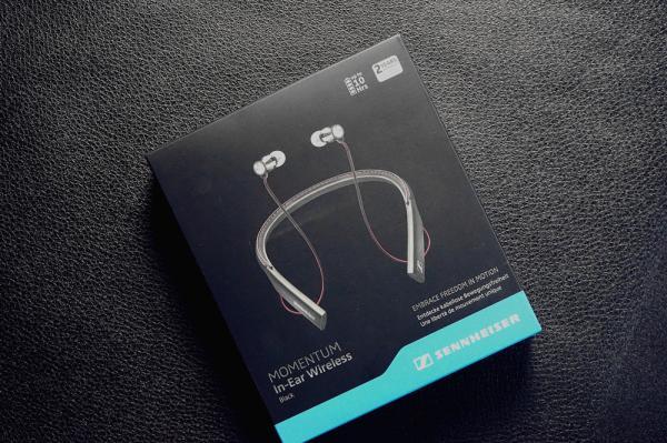潮流和音质兼得的好<font>耳机</font>—森海塞尔Momentum In-Ear 评测