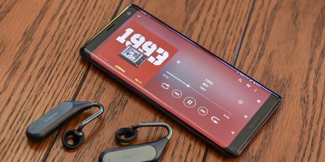 给生活加上BGM 索尼Xperia Ear Duo使用体验