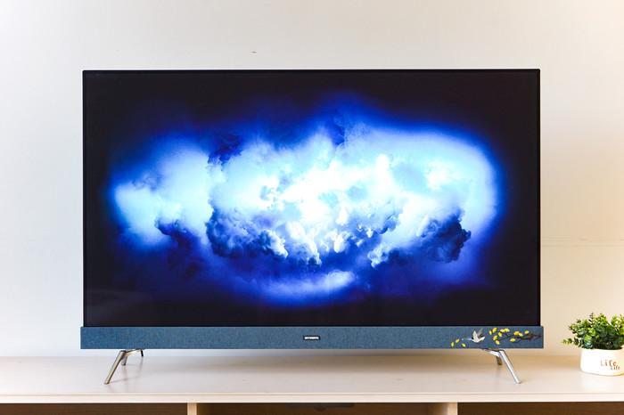 东方美学与现代工艺的融合 刺绣电视创维H10评测