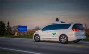 Waymo CEO:未来几十年内自动驾驶技术还无法做到无处不在