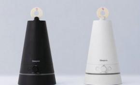 日本Sleepion助眠器又出新款 通过声音光线和香味来辅助睡眠