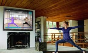 练瑜伽动作不准确怎么办?这套智能瑜伽服了解一下