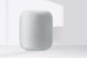 苹果HomePod音箱国行版上架:白色、深空灰色