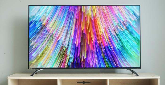 王者归来 夏普睿享70英寸高阶版电视评测