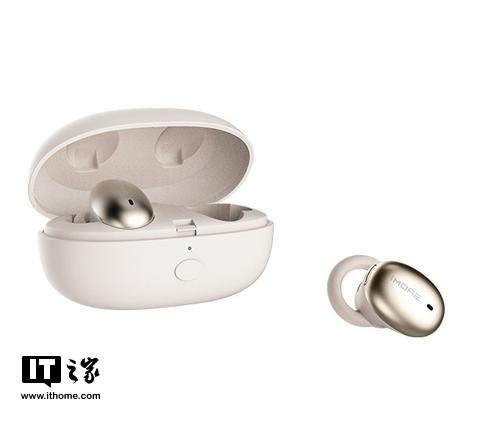 1More发布旗下首款真无线蓝牙耳机:单次续航2.5小时