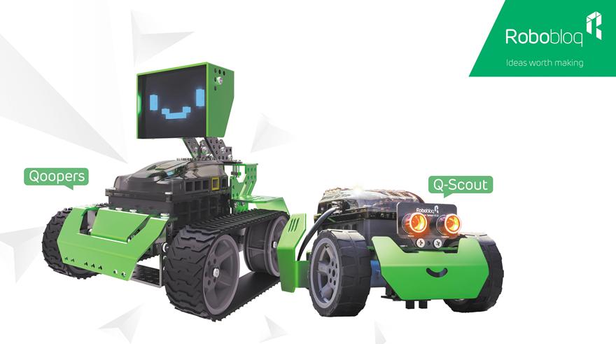 魔块智能为STEM机器人教育提供解决方案 获千万级Pre-A轮融资