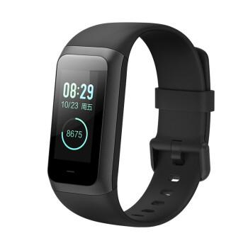华米发布AMAZFIT米动手环2:2.5D弧面设计 支持NFC