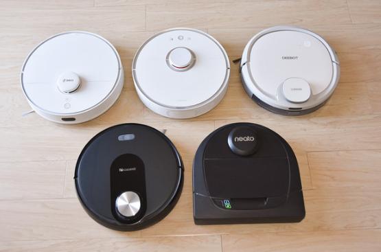 超详细智能扫地机器人测评:五款扫地机器人实力PK