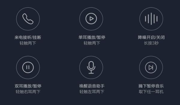 小米蓝牙耳机Air发布:399元媲美AirPods