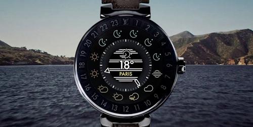 LV 智能手表出新款了 运行Wear OS操作系统