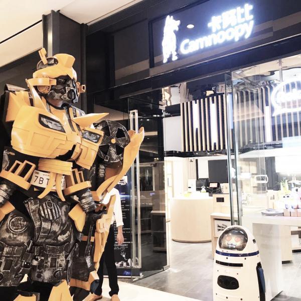 卡努比:家庭服务智能机器人有什么作用呢?